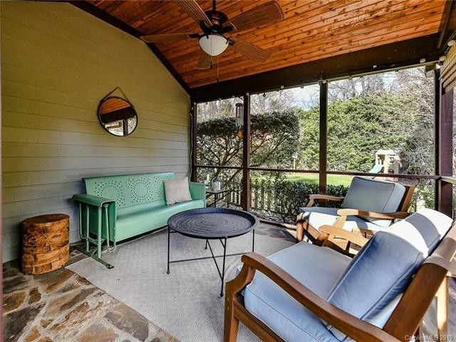 1201 Lilac Road porch