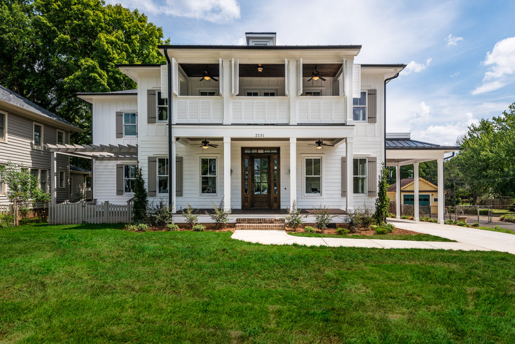Unique to the neighborhood: Newly built Caribbean-inspired home in Eastover asks $1,649,000