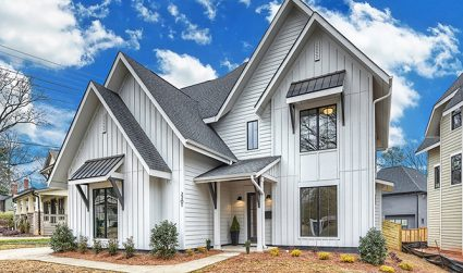 Gorgeous new construction with plenty of space