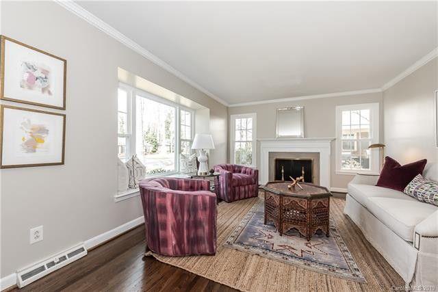 3641 Champaign Street Living Room