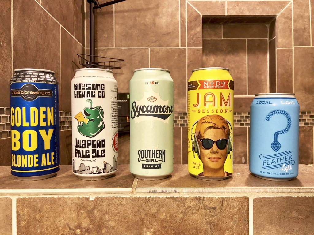 5 best local craft beers to drink in the shower
