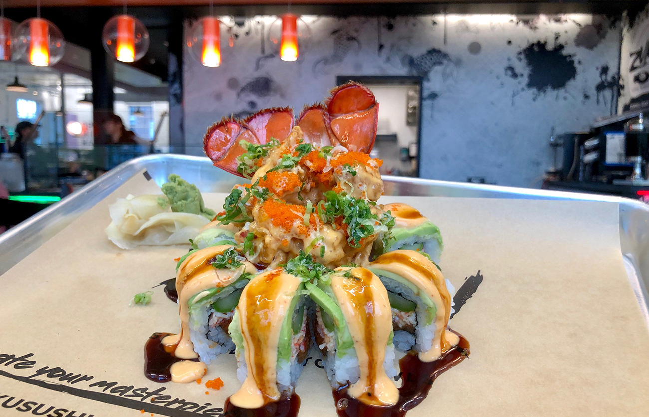 The 16 best sushi restaurants in Charlotte