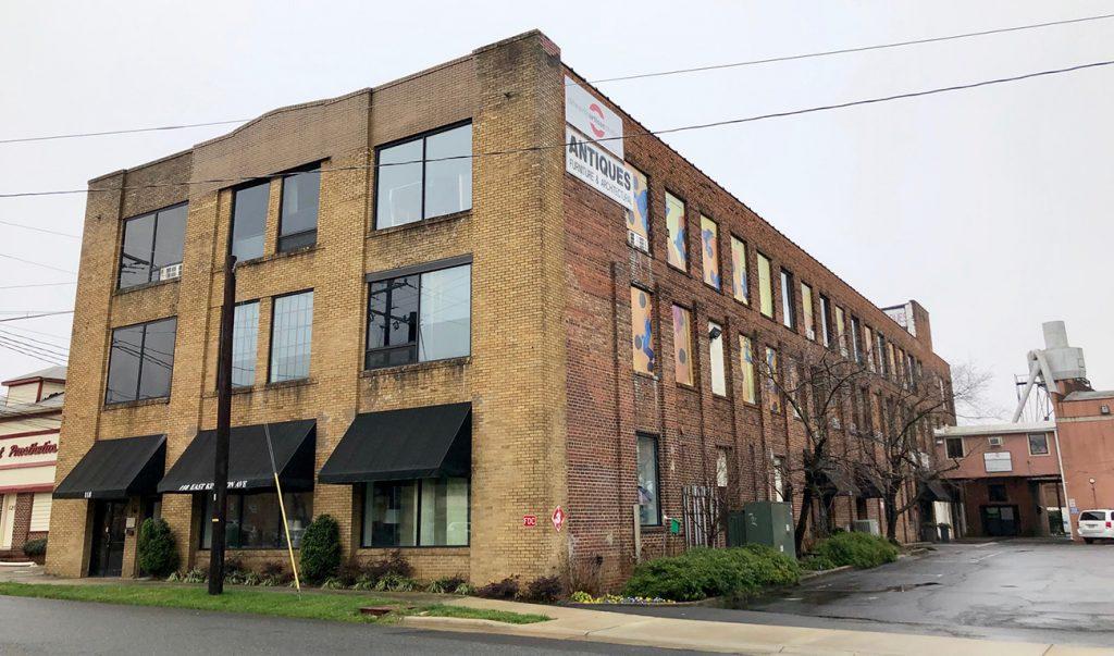 Developer behind Optimist Hall files rezoning request for historic Dilworth Artisan Station property