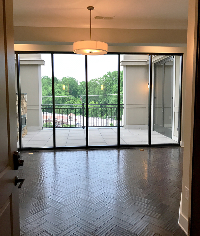 Berkshire Apartments: Ideal For Surgeons: Dilworth Penthouse Apartment Asks
