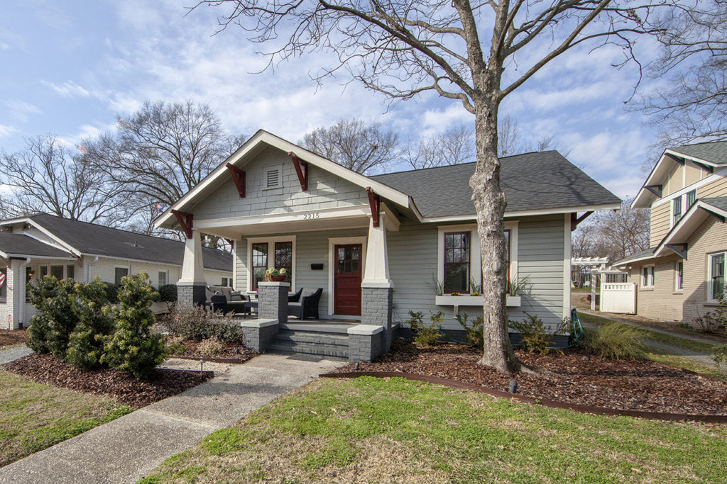 Renovated 1,415-square-foot bungalow in Plaza Midwood asks $474,900