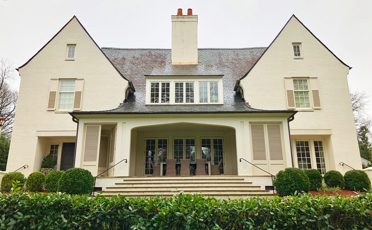 Curb appeal: Myers Park home designed by Ruard Veltman asks $2,795,000