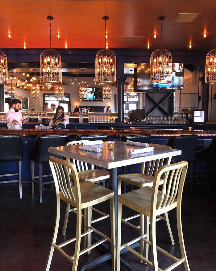 manchester- restaurant bar