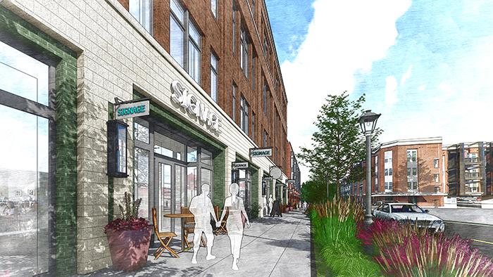 new building plans in elizabeth neighborhood charlotte