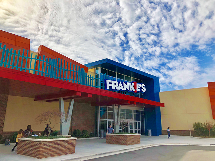 frankies fun park nc coupons