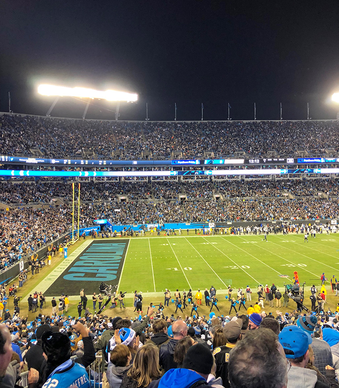 panthers-football-game-at-bank-of-america-stadium