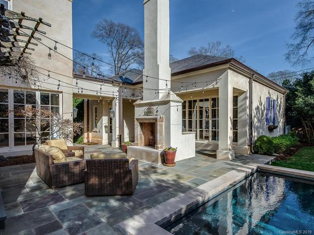 1617 Queens Road pool