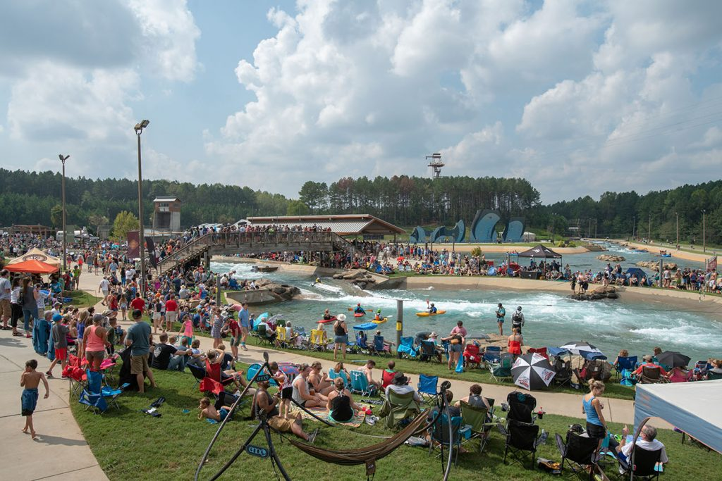 60,000 people expect to attend Whitewater Center's 4-day Tuck Fest event with 34 events and 19 hours of live music