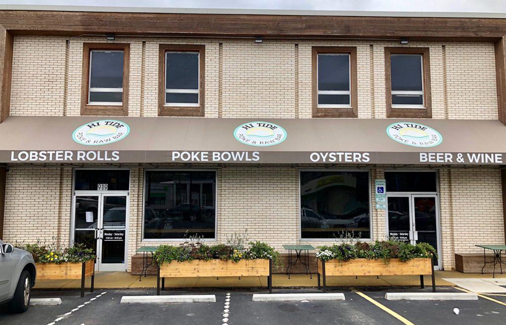 HI Tide, a fast-casual seafood spot, abruptly closes