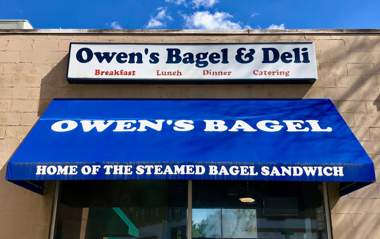 "Owen's Bagel & Deli closing South End shop, posts ""stay tuned on our new location"""