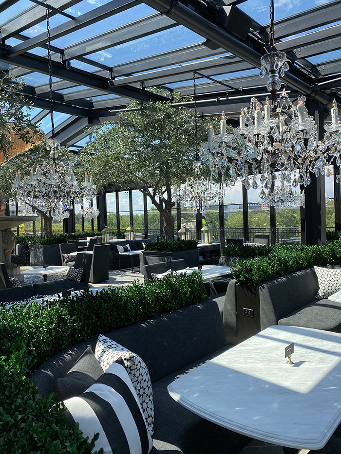 restoration hardware restaurant