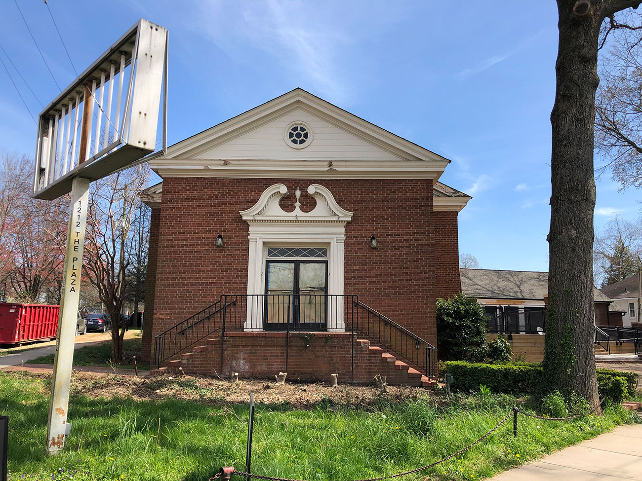 Haberdish owners opening new restaurant and cocktail bar in historic Plaza Midwood church