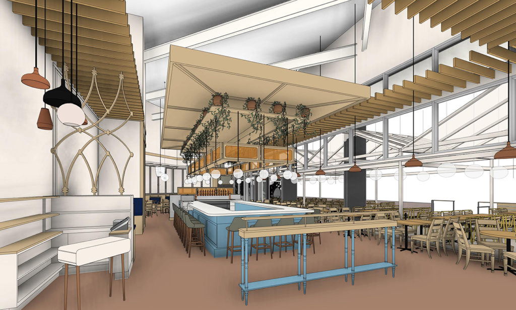 View renderings: Tupelo Honey plans to open in Uptown within next 60 days