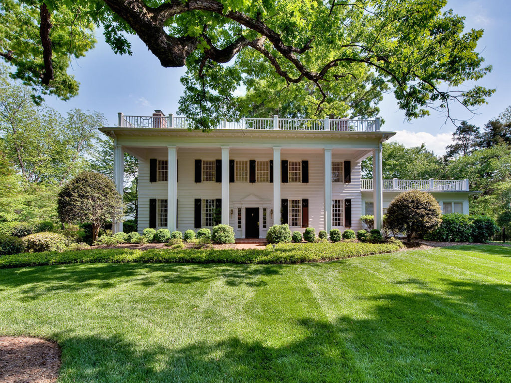 Unique to the neighborhood: 1920s historic estate in Foxcroft asks $3,995,000