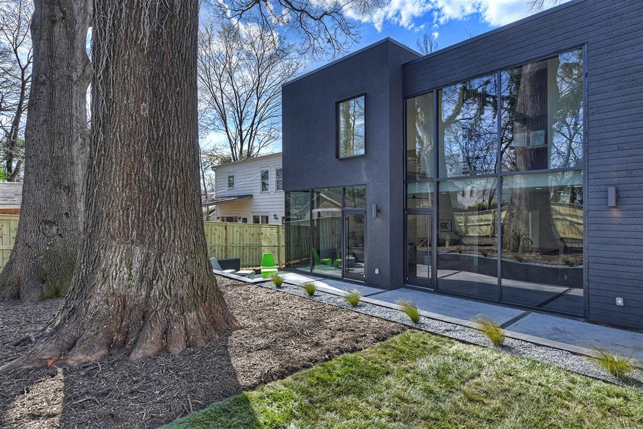 Rare modern home near South End asks $625,000