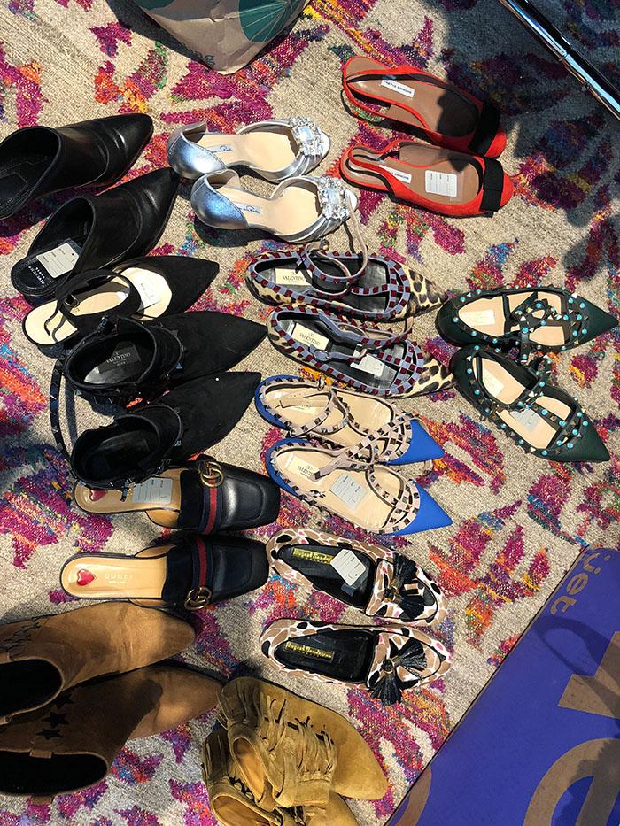 EDIT shoes