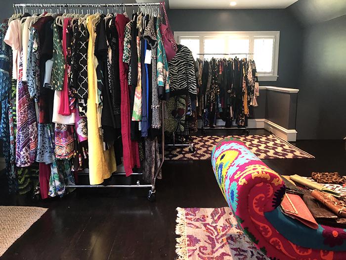 Fall 2019 EDIT sale upstairs