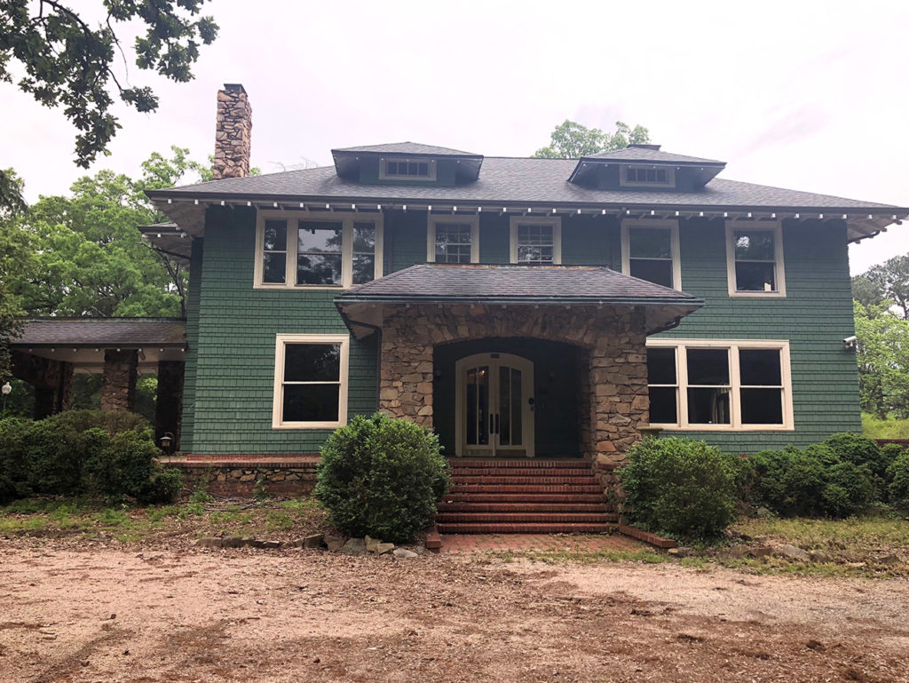 Plans for the historic Van Landingham Estate in Plaza Midwood include townhomes, restoration of main house and new building