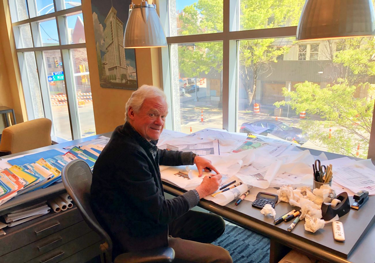 How I Work: 16 questions with David Furman, Charlotte's coolest architect and developer