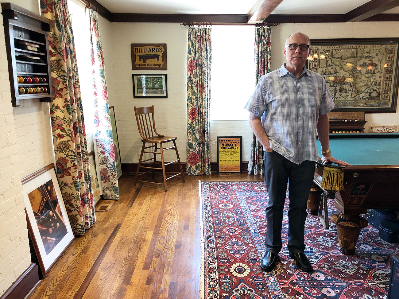 Home Tour: Inside the mysterious 2,800-square-foot merchant's loft above Dilworth Tasting Room