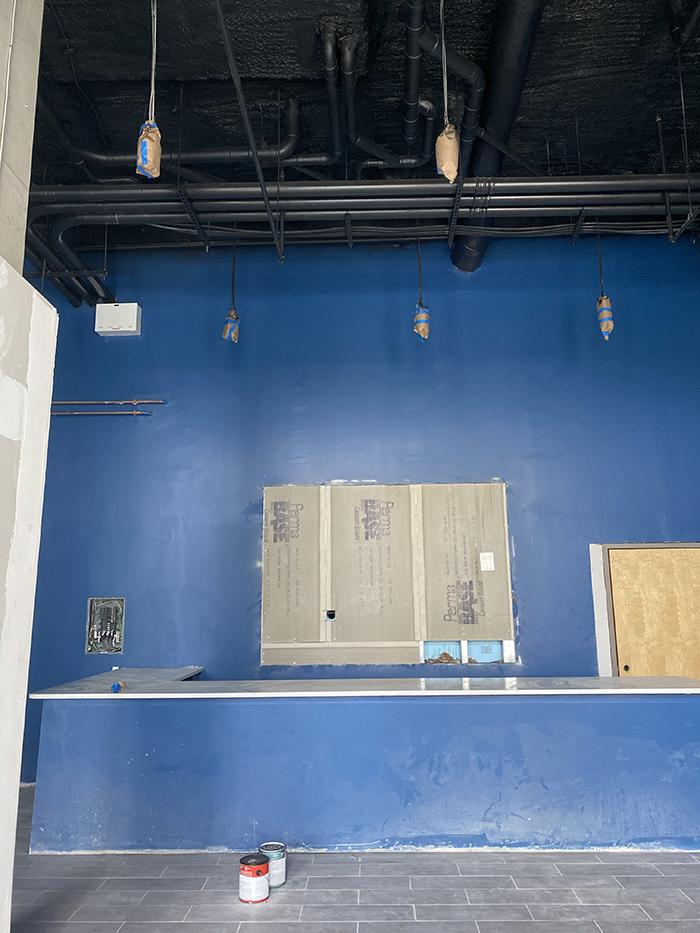 indoor taproom D9 brewing