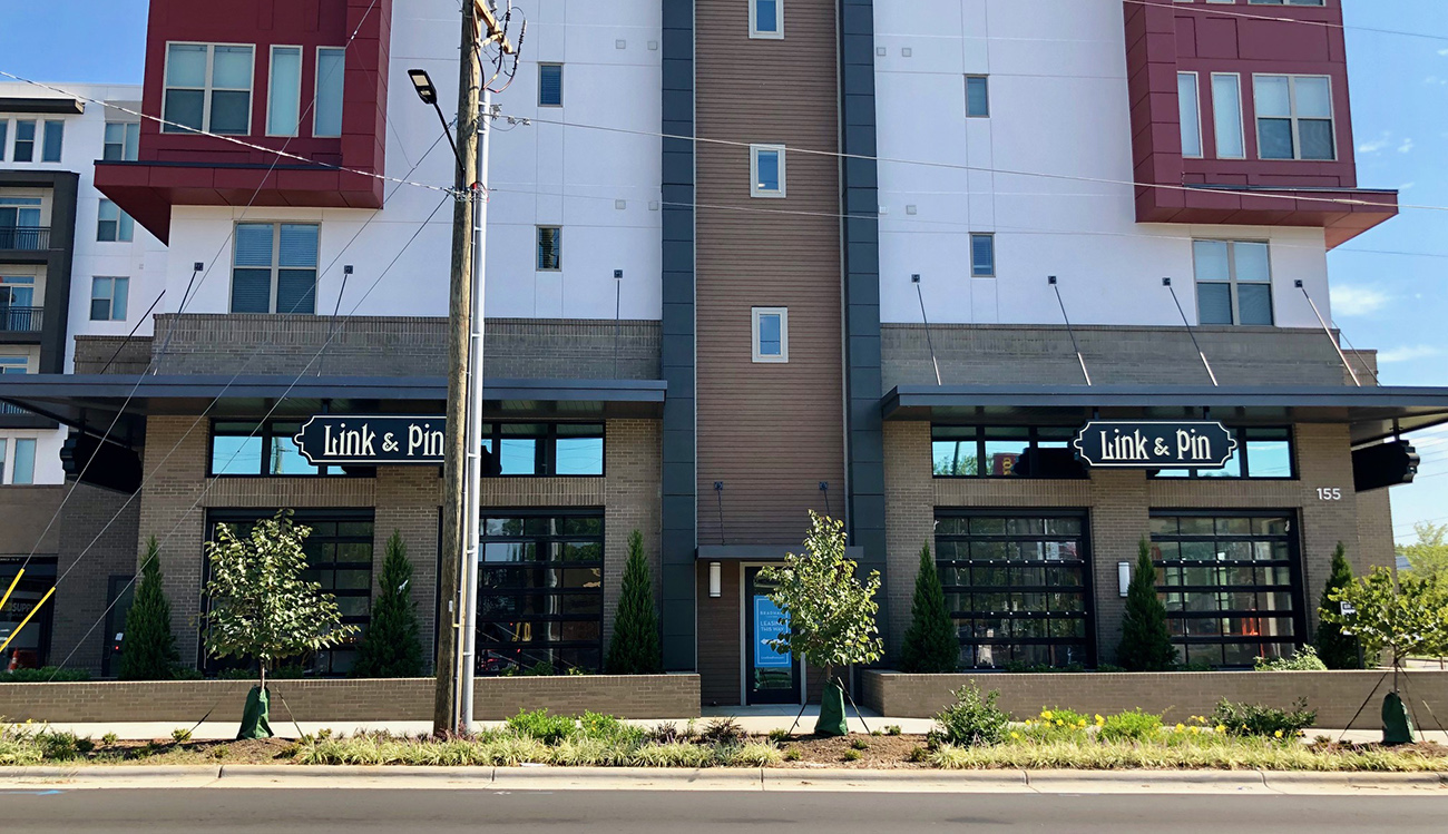 Go inside: Link & Pin plans October opening in South End — will have tableside cocktails and mimosa trays