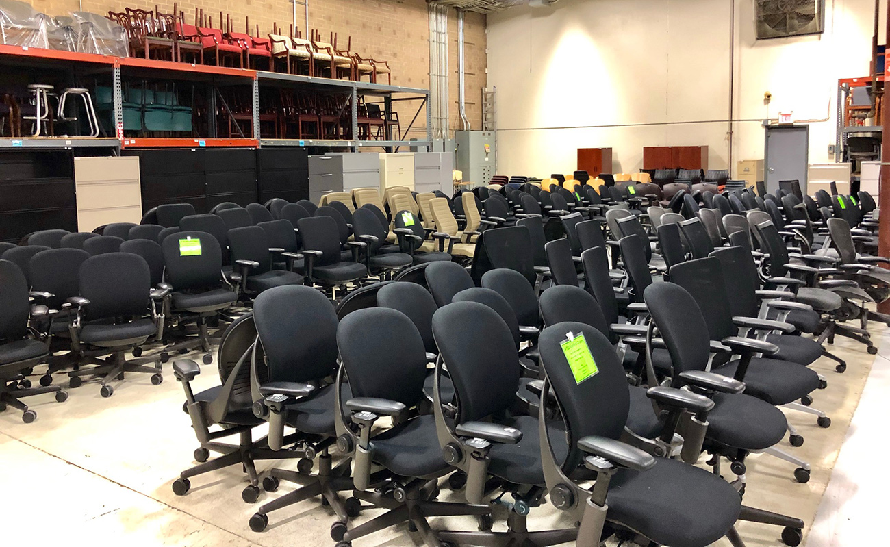 The #1 spot to buy an office chair in Charlotte