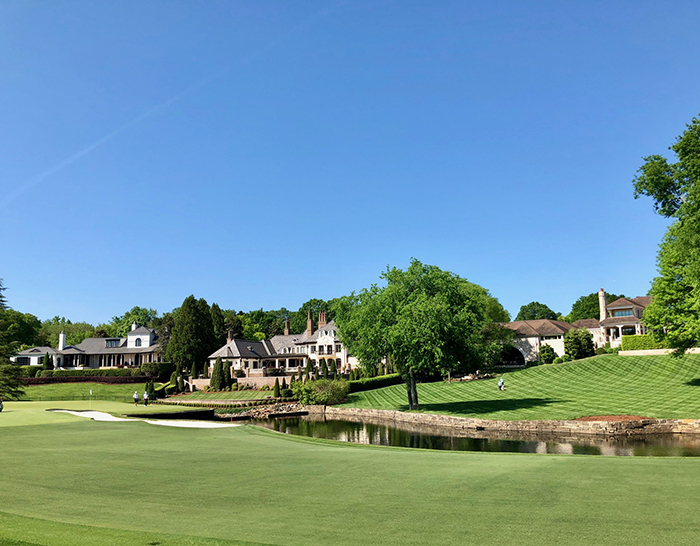 par 5 quail hollow charlotte golf