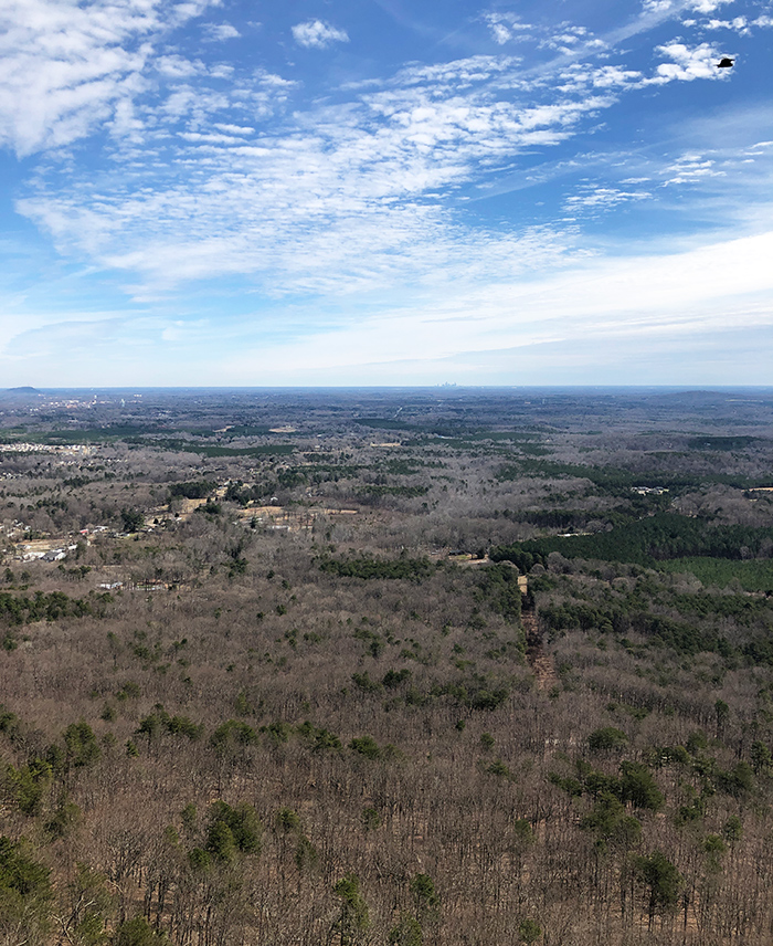 top-of-crowders-mountain-charlotte