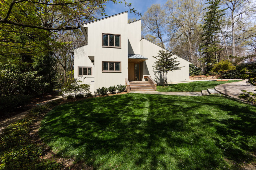 Unique to the neighborhood: Contemporary Eastover home asks $1,799,000
