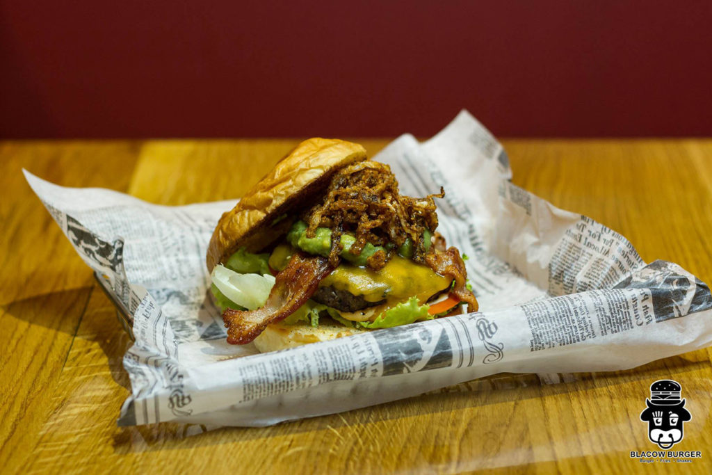 Blacow Burger coming to South End — expect Cowfish-style menu with cheaper prices