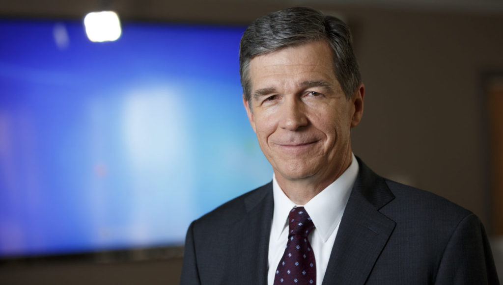 How I Work: 16 quick questions with Governor Roy Cooper