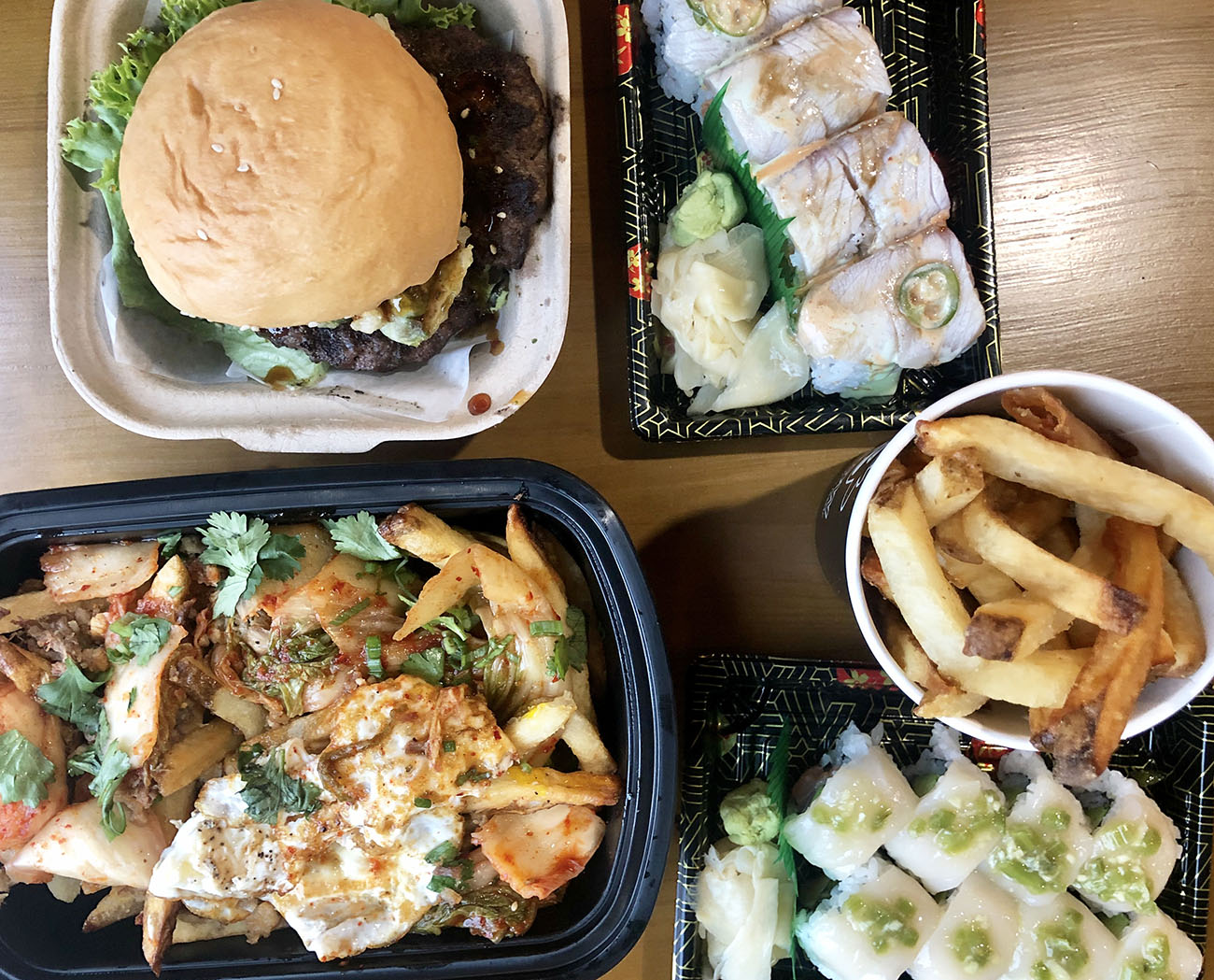 Blacow Burger now open in South End — expect Cowfish-style menu with cheaper prices