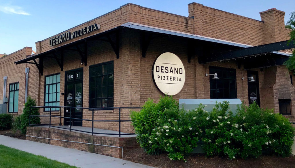 Desano Pizza closes Midtown location
