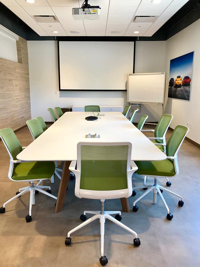 echopark meeting room charlotte
