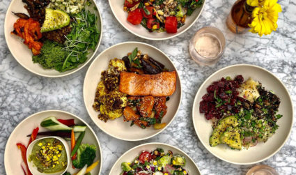 Now Open: 7 quick things to know about Flower Child — including full menu and 17 food and space photos