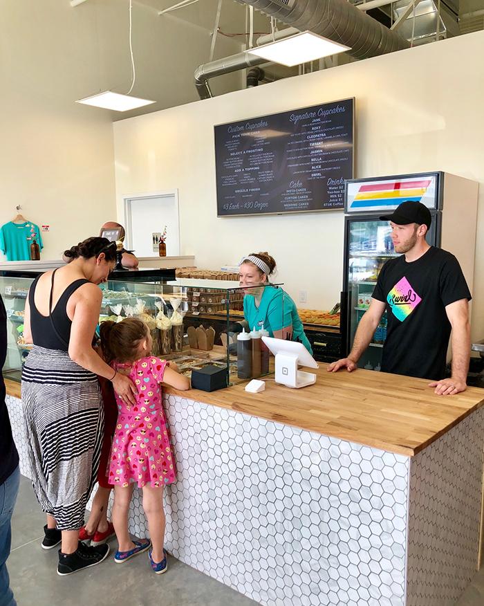 inside swirl bakery charlotte