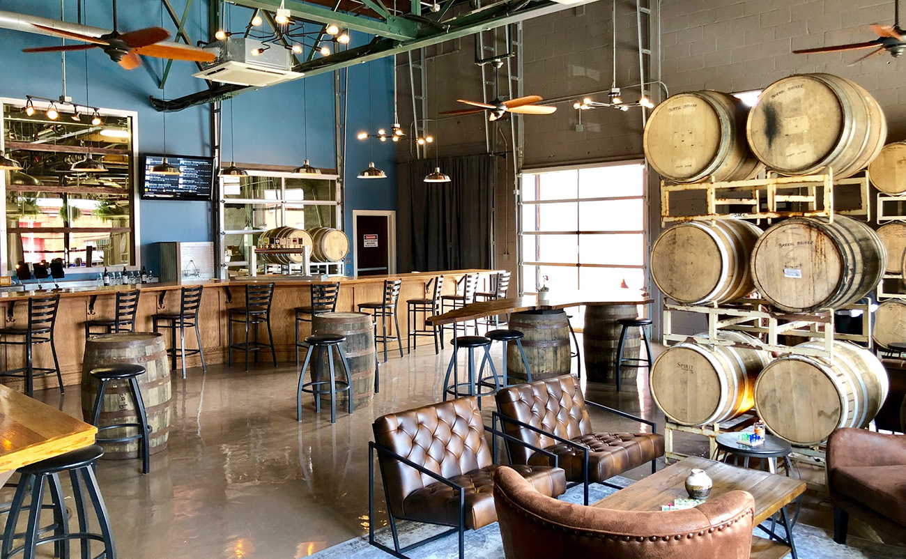 Go Inside: NoDa Brewing's original taproom reopens with facelift that gives it a speakeasy vibe