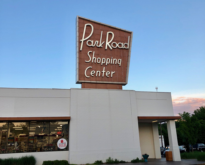 park road shopping center charlotte