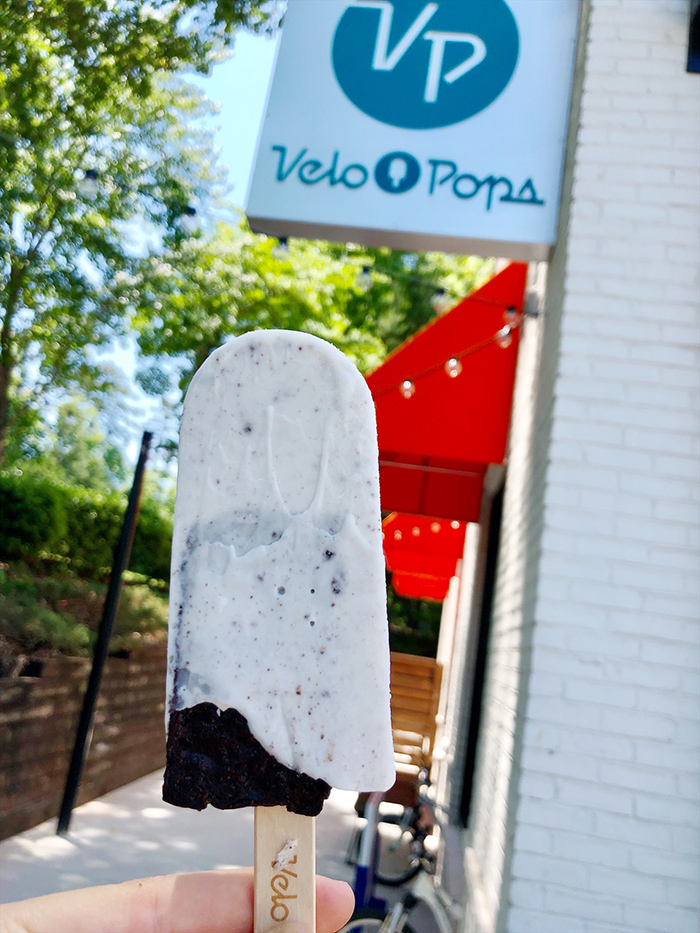 popsicle at velopops charlotte