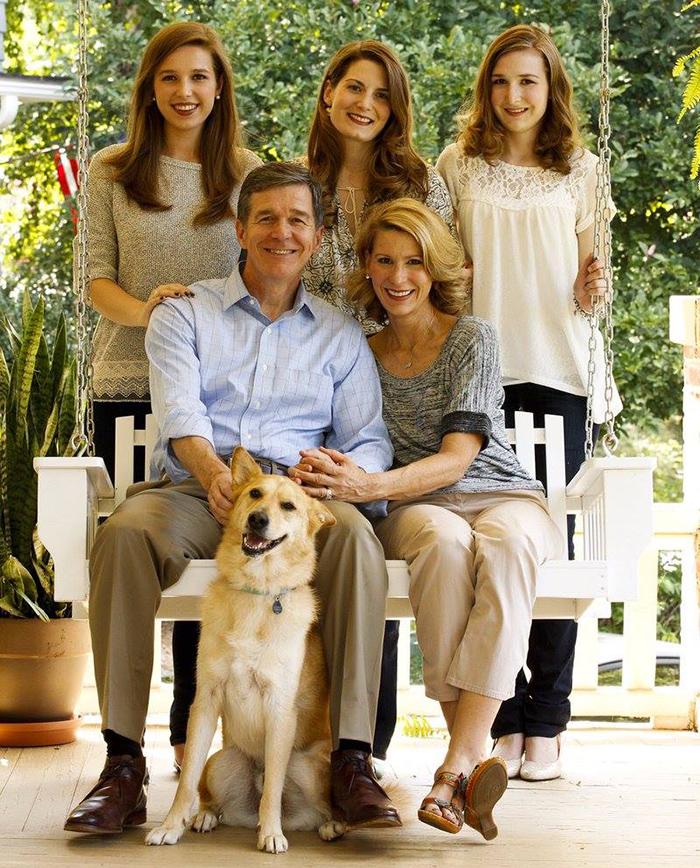 roy cooper how i work family