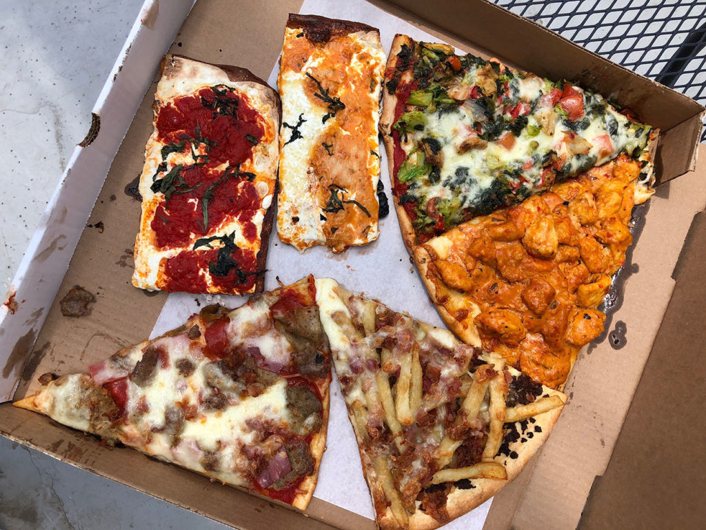 Sal's Pizza Factory built a cult following with unique toppings like fries, Buffalo chicken and shrimp scampi