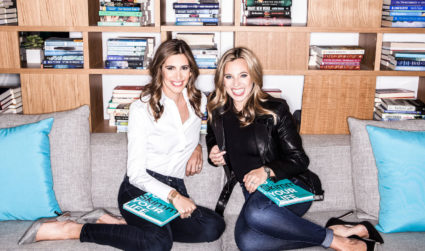 "Win a 3-pack of VIP tickets to theSkimm's ""How to Skimm Your Life"" book tour on June 14"