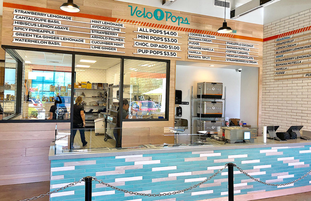 Go inside: VeloPops now open in Matthews and serving made-from-scratch fruit and cream-based pops