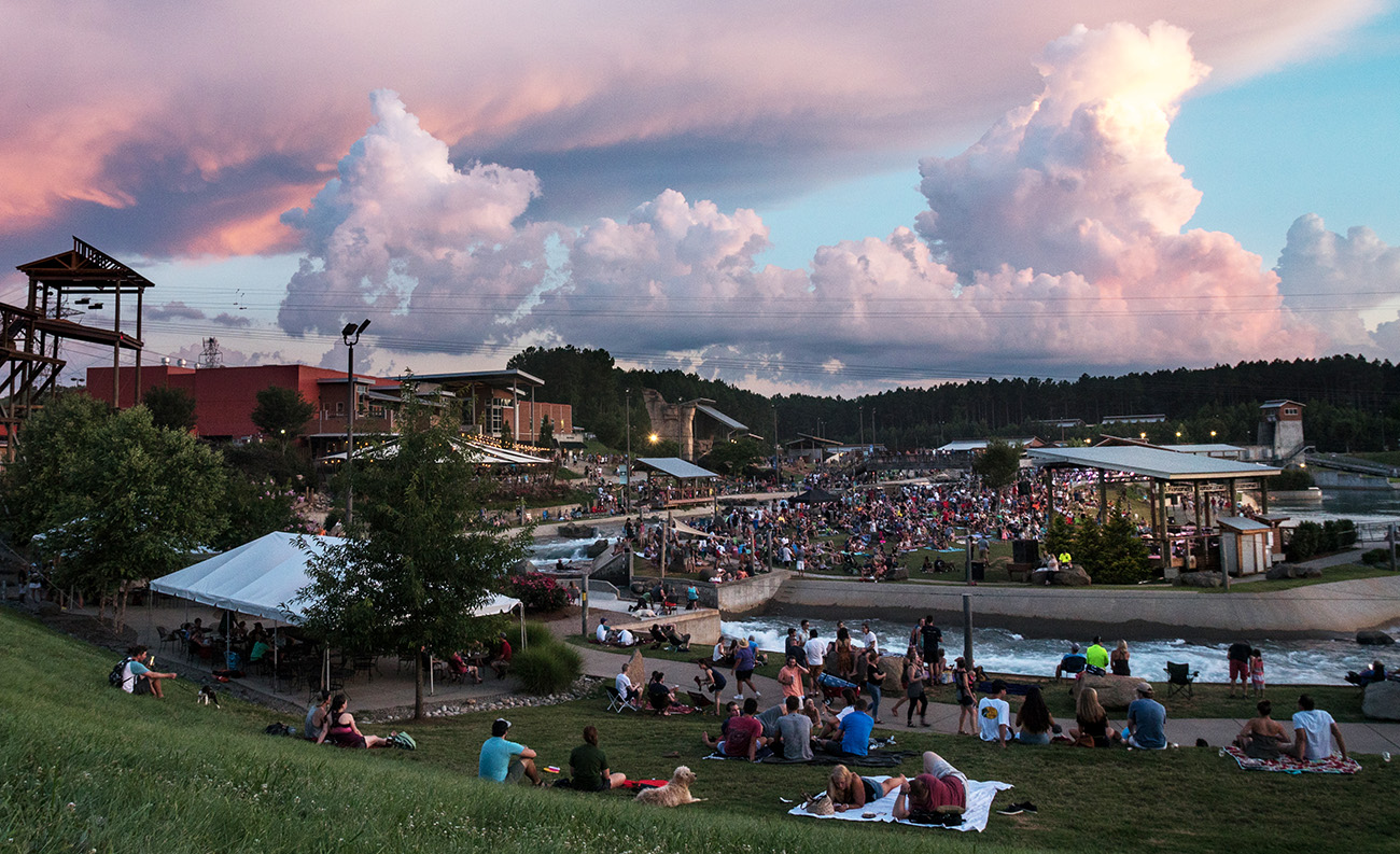 Mark your calendars: Top 14 Charlotte events in August — including Confluence at the Whitewater Center