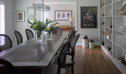 Home Tour: See inside Katrina and Bruce Moffett's renovated home in Barclay Downs
